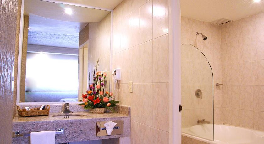 Deluxe Double Room - Shower Hotel Quinto Sol