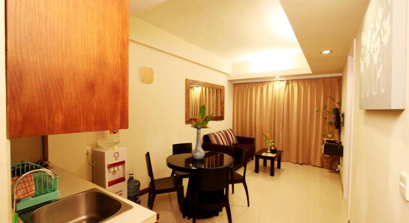 The Tanjung Apartment at Sunset Residence Condotel