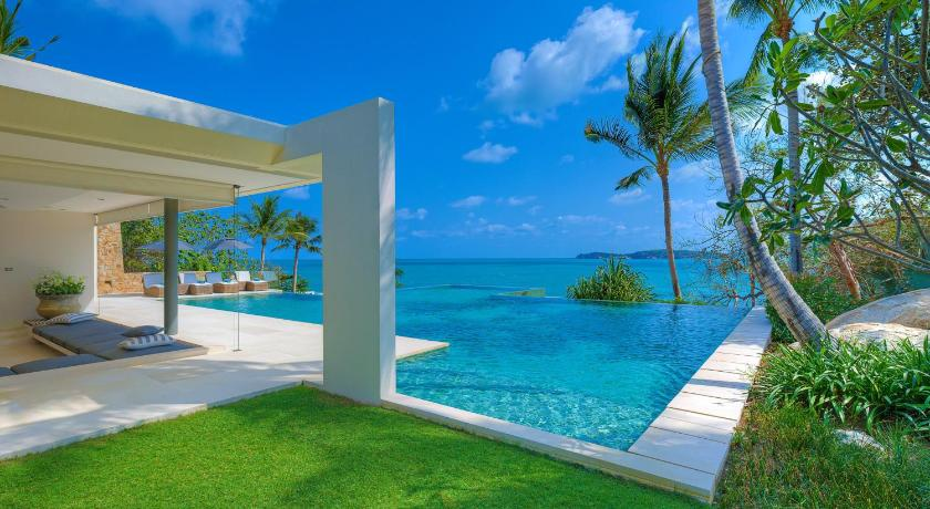 Samujana Six Bedroom Spectacular Pool Villa - Villa 20 | Cheap Hotel in Samui Thailand