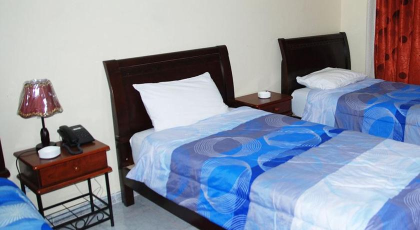 Deluxe Double Room (1 adult + 1 child) - Bed Hotel Ikram Alger