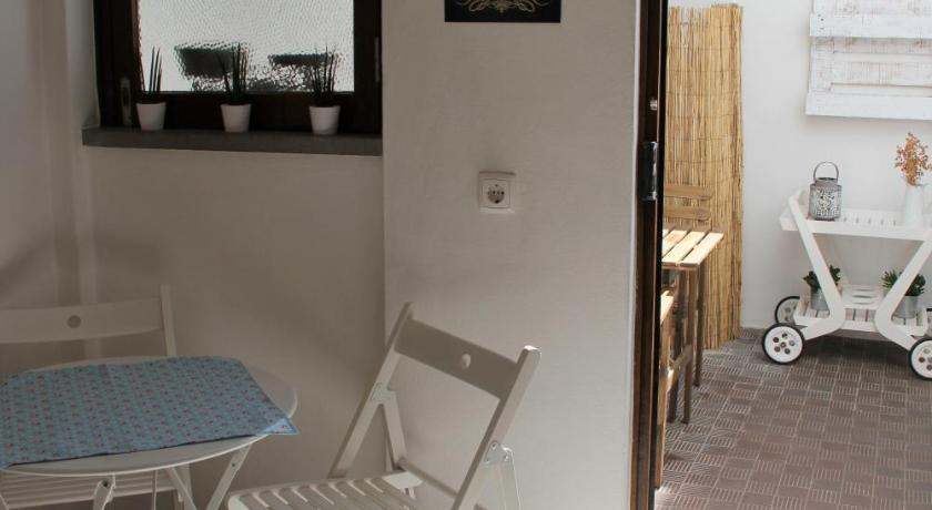 شرفة/ تراس Tavira Guest Bed & Breakfast
