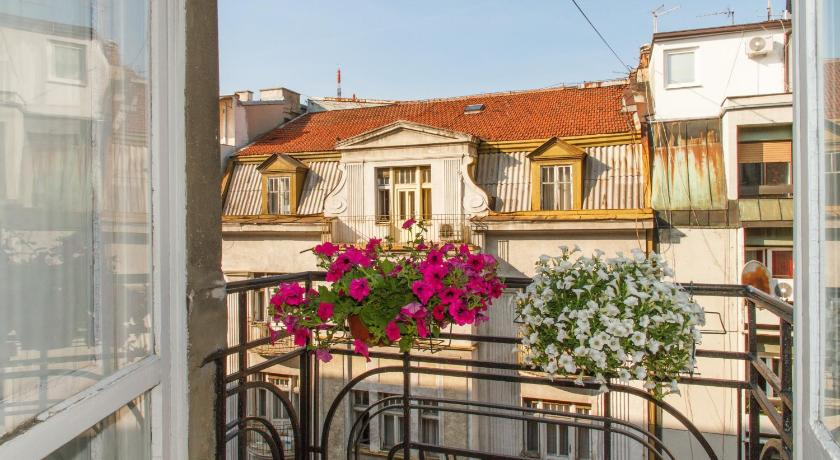 Balkon Stay In Apartments