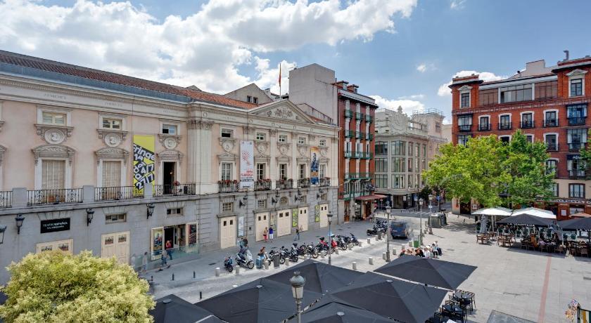 Santa Ana Flats Different Location Madrid