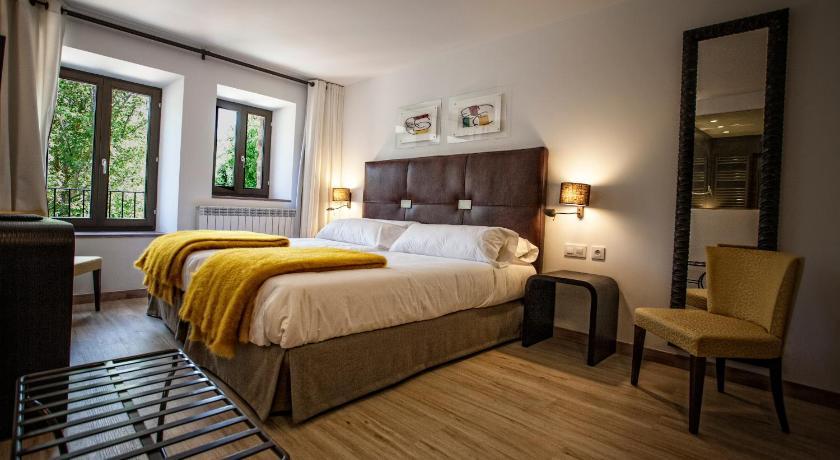 hoteles con encanto en valgañón  21