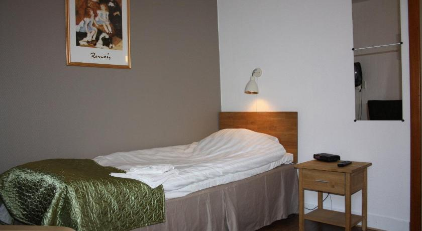 Hotell Svea Väsbygatan 19 Sala