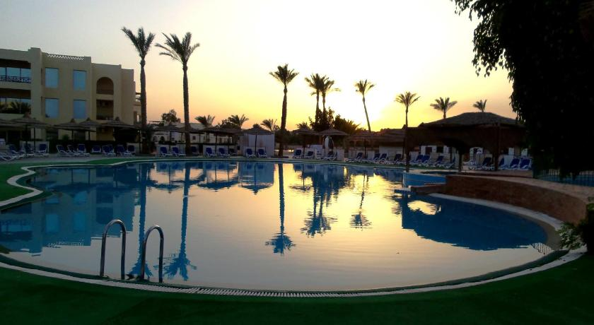 Swimmingpool Panorama Bungalows Resort El Gouna