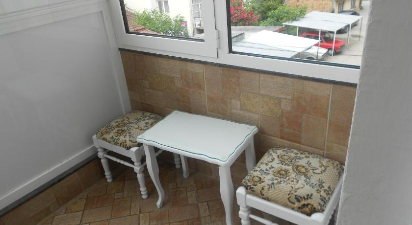 Studio with Balcony (2 Adults) - 52 - 2B Boulevard Turistichka - Balcony/terrace Kate Apartments - Two Locations