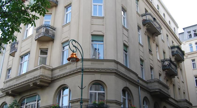 Raday Apartments Budapest