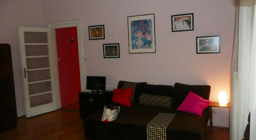 Studio Lejlighed Raday Apartments Budapest