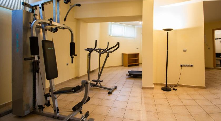 Fitness center Villa Roula