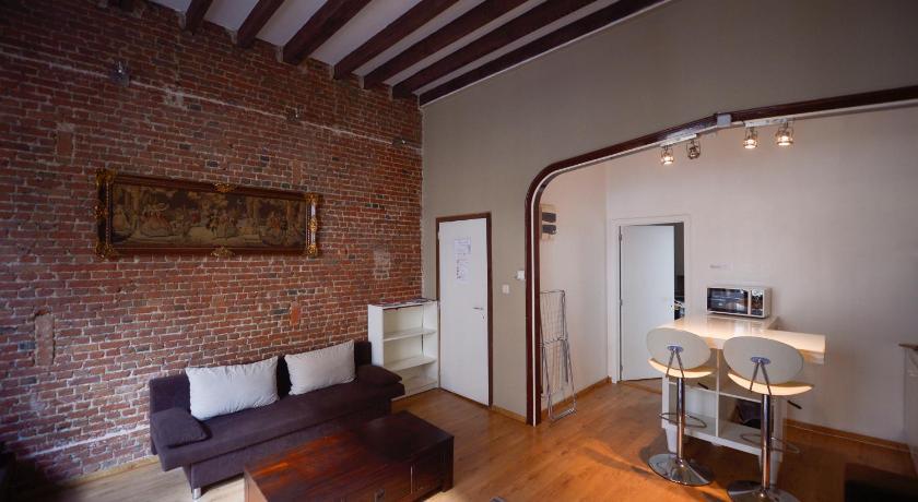 Aparthotel Van Hecke Nationalestraat 88 Anvers