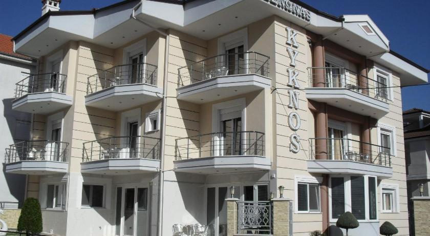 Kyknos De Luxe Suites Apodimon Kastorianon & Gounaradon Kastoria