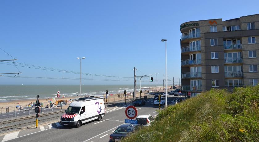 Ostende Hotel Vue Sur Mer
