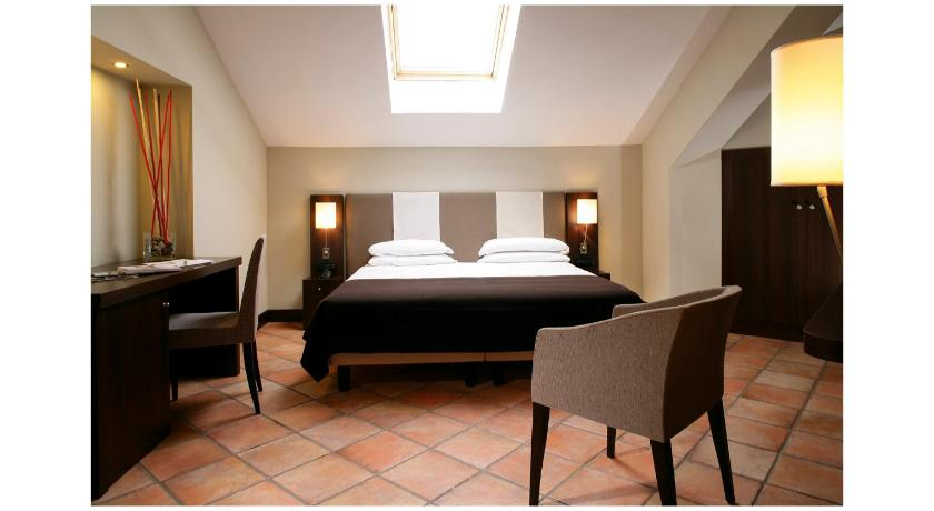 Economy Double or Twin Room - Attic - Guestroom The Church Palace