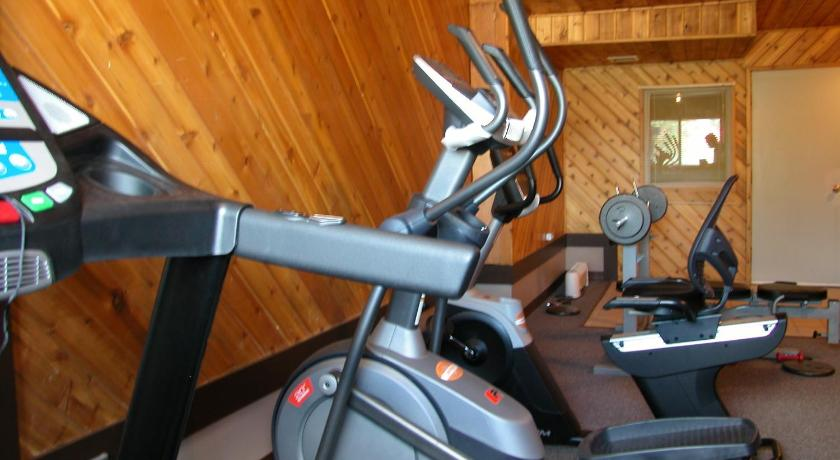 Fitness center Best Seven Inn Claresholm