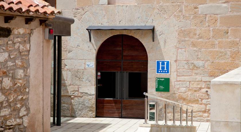 Hospedería Palacio de Allepuz 25
