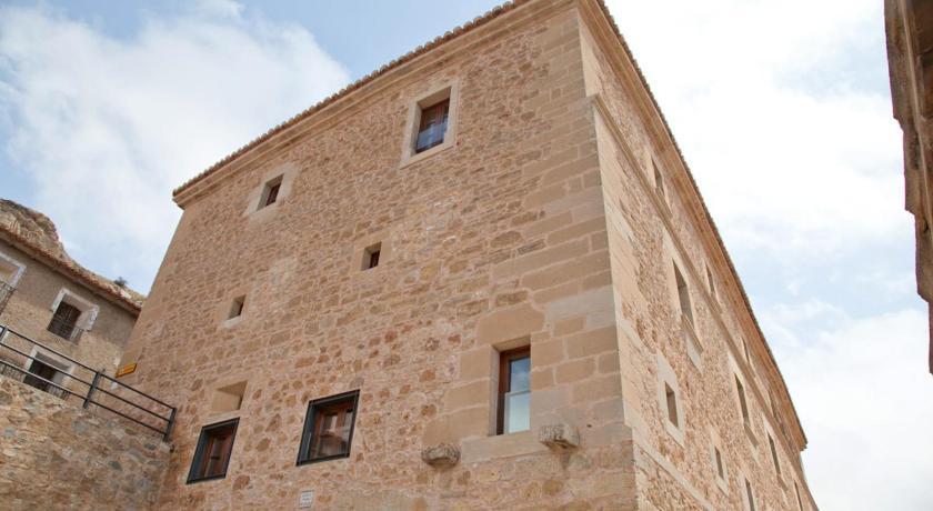 Hospedería Palacio de Allepuz 26