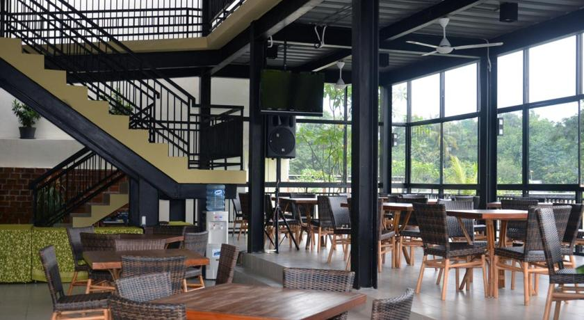 Restaurant Bumi Cikeas Hotel Convention and Resort