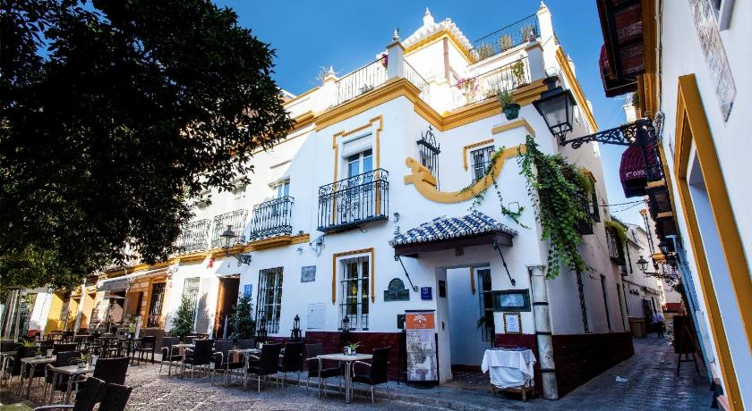boutique hotels sevilla  143