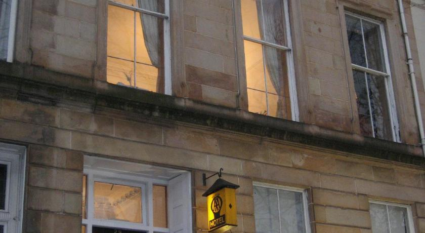 The Georgian House Buckingham Terrace Glasgow