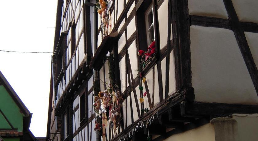La Maison du Vigneron 8 rue des Cordiers Riquewihr