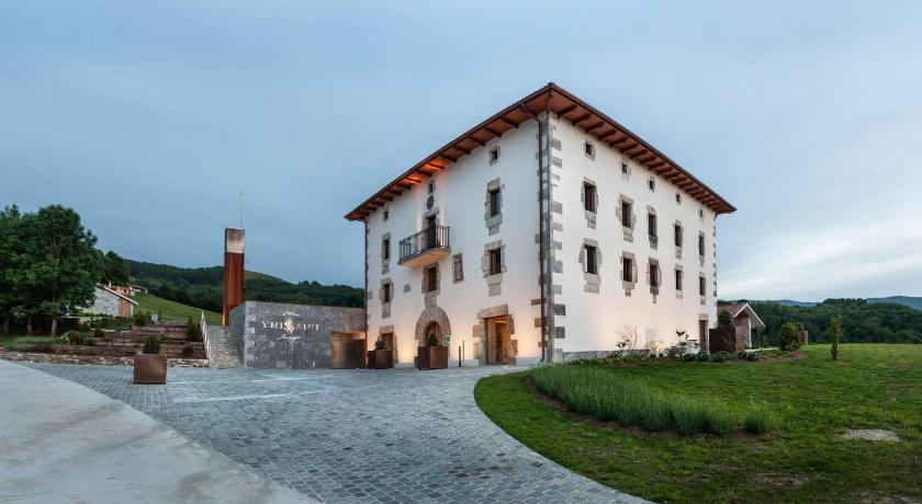 Palacio de Yrisarri 3