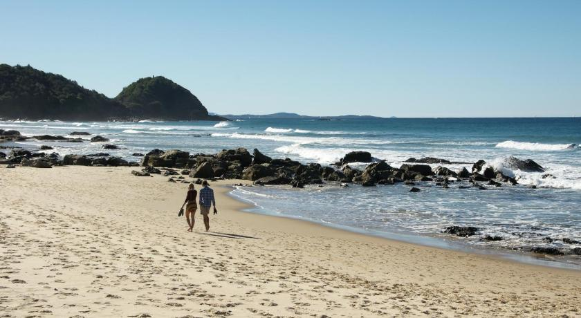 Beach Port Macquarie Seychelles