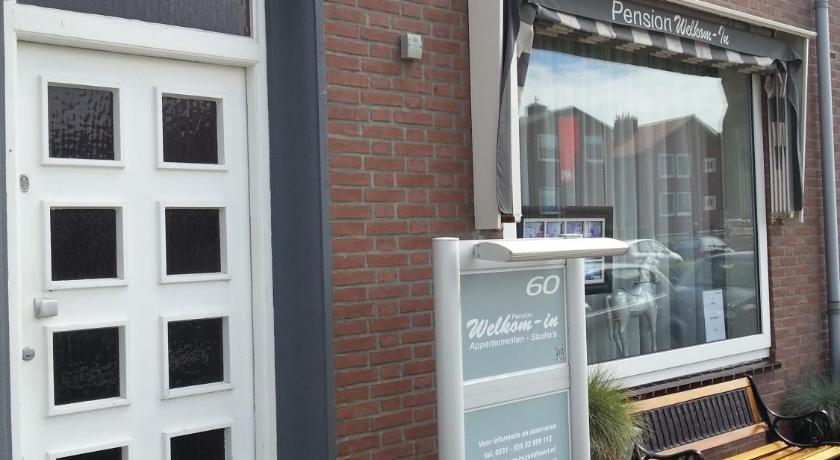 Welkom-in Burg. Engelbertsstraat 60 Zandvoort