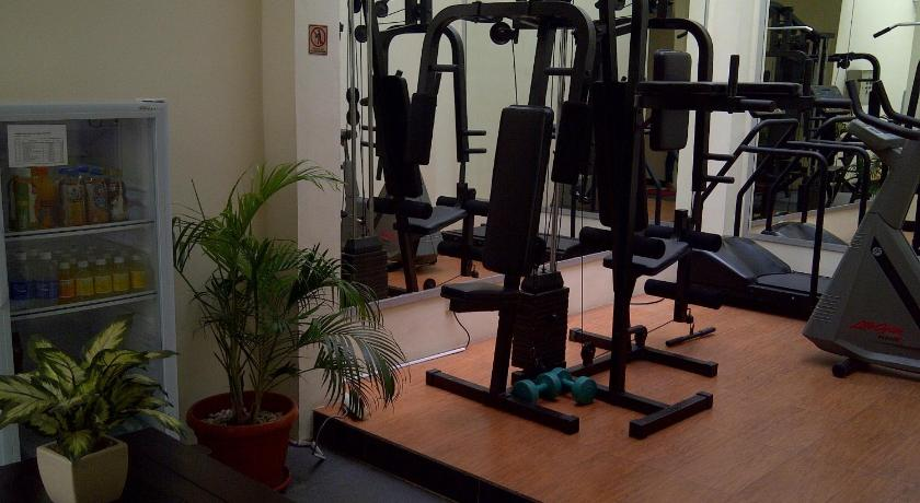 Fitnesscenter The Home Tebet