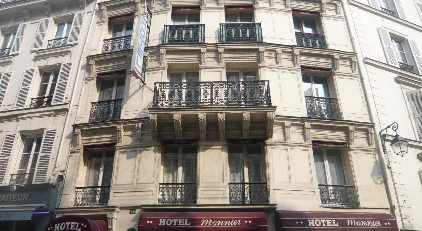 More about Hôtel Monnier