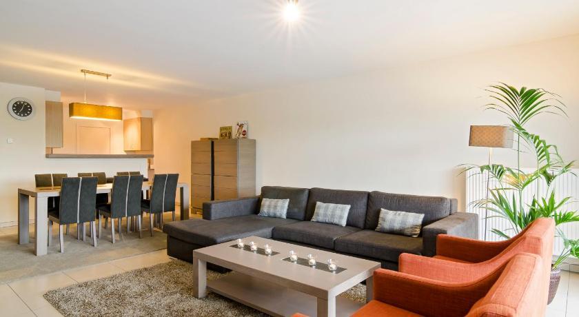 Apartment La Gare Marie Popelinplantsoen 9 bus 0101 Bruges