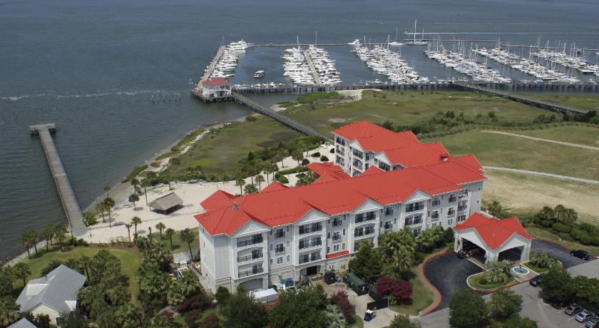 Se alle 12 billeder Harborside at Charleston Harbor Resort and Marina