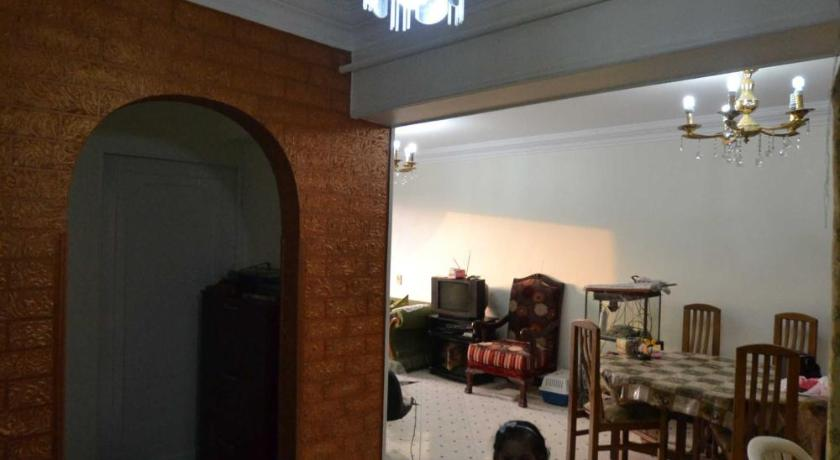Three-Bedroom Apartment at El Mesaha Street