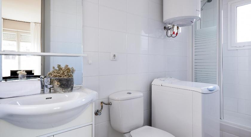 Bathroom Barcelona 226 Center Exclusive Apartments