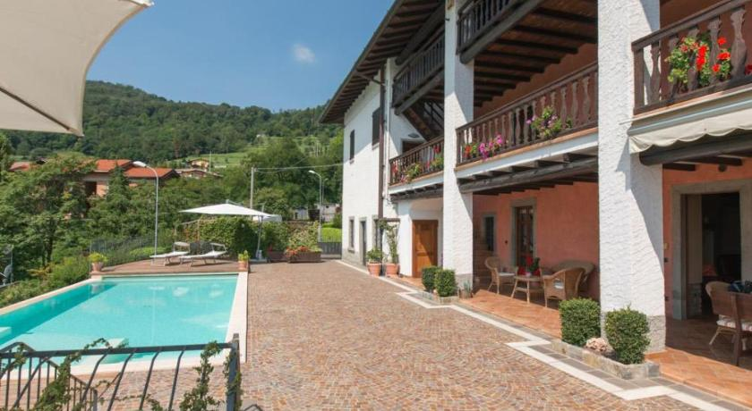 Swimmingpool B&B La Cascina