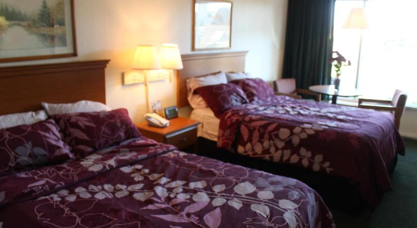 Double Room with Two Double Beds - Bed Masters Inn