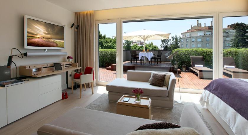 hoteles con jacuzzi en Barcelona  Imagen 8