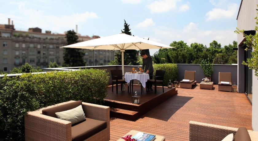 hoteles con jacuzzi en Barcelona  Imagen 9