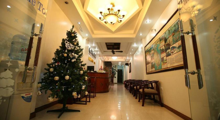 Hanoi Harmony Hotel Vietnam