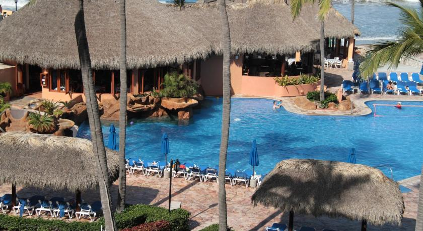 Image result for images of pool at torres in mazatlan