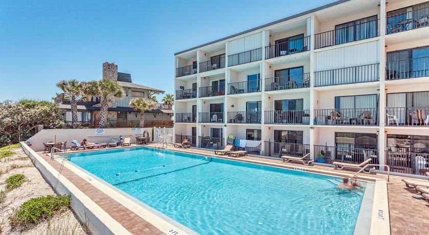 Best Price On Beachers Lodge 234 By Vacation Rental Pros In St Augustine Fl Reviews