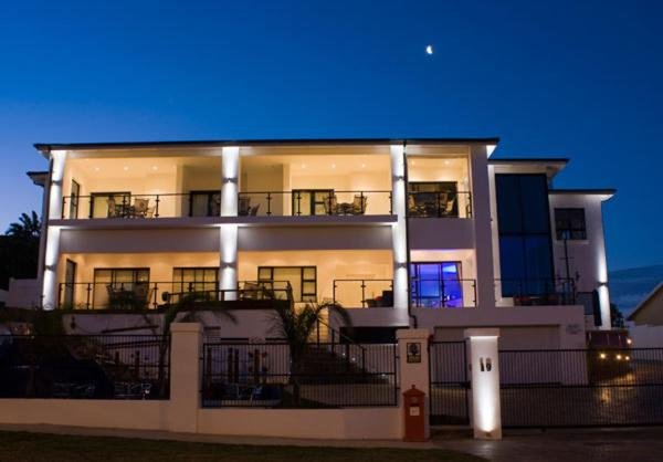 Ahoy Boutique Hotel 19 La Roche Drive Port Elizabeth
