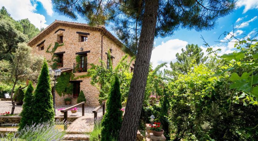 hoteles con encanto con piscina en Albacete  Imagen 1