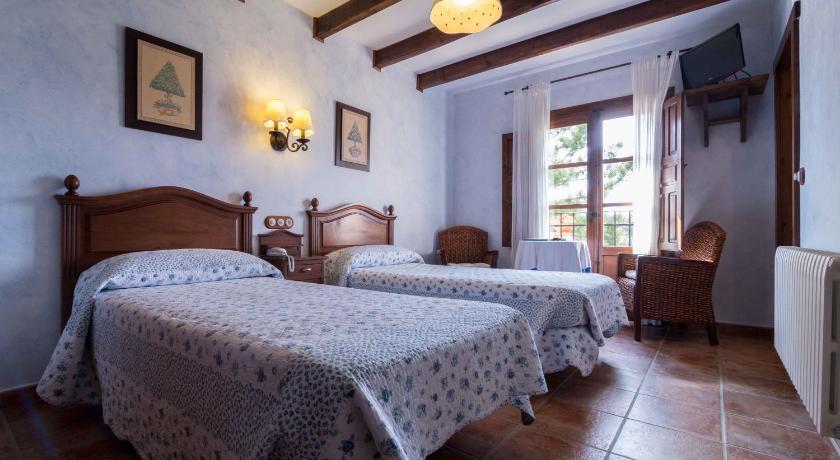 hoteles con encanto con piscina en Albacete  Imagen 30