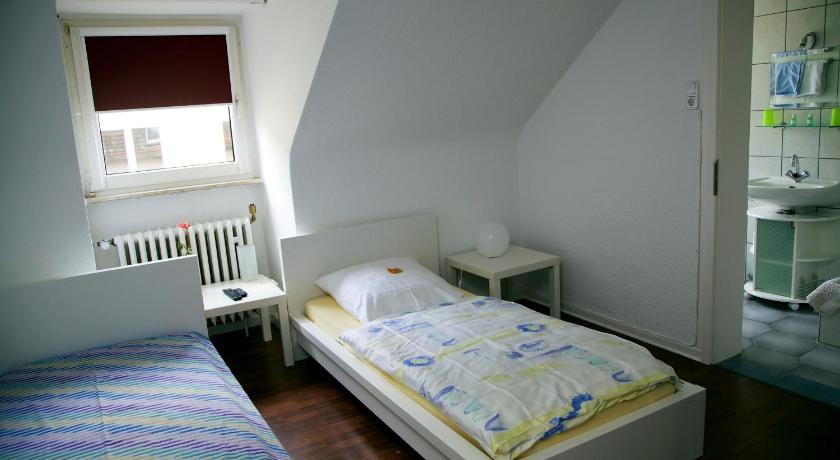 Hotel Hoffmann Hedwigstr. 5 Essen