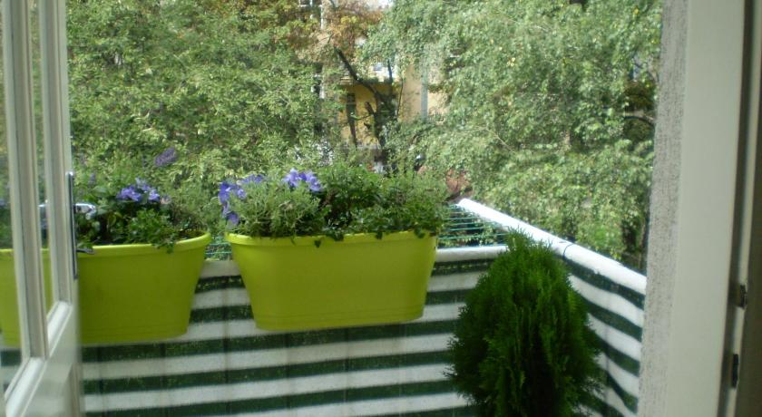 Balcony/terrace Apartment Domus Florum