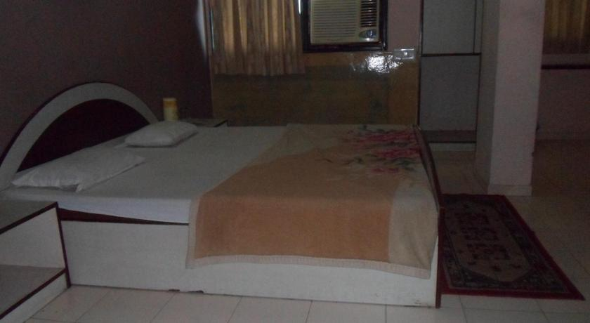 Deluxe Double Room - Bed Hotel Konark Palace