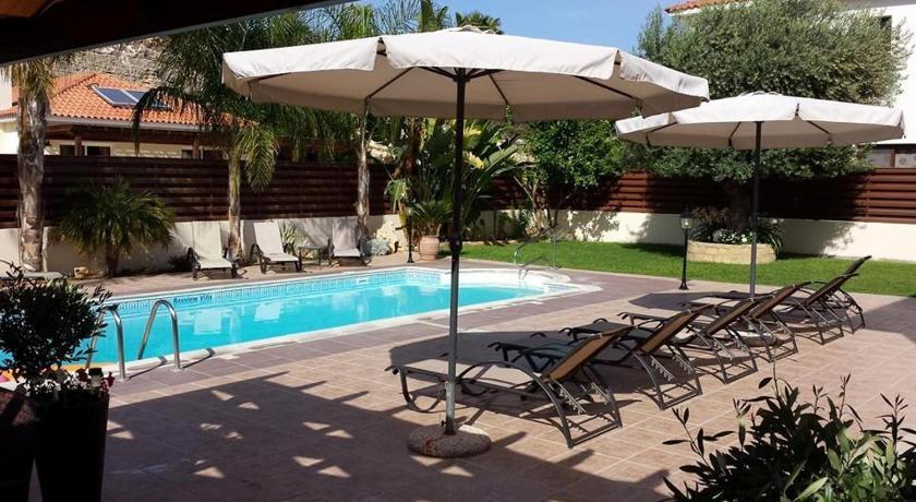 Bed Villa In Pissouri Bay
