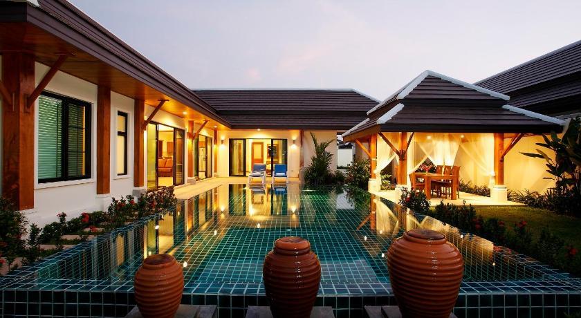 BYG Private Pool Villa@ Rawai Beach Phuket