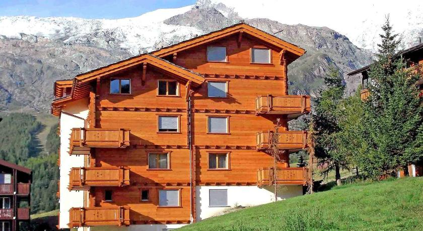Apartment Haus Aramis II Saas Fee